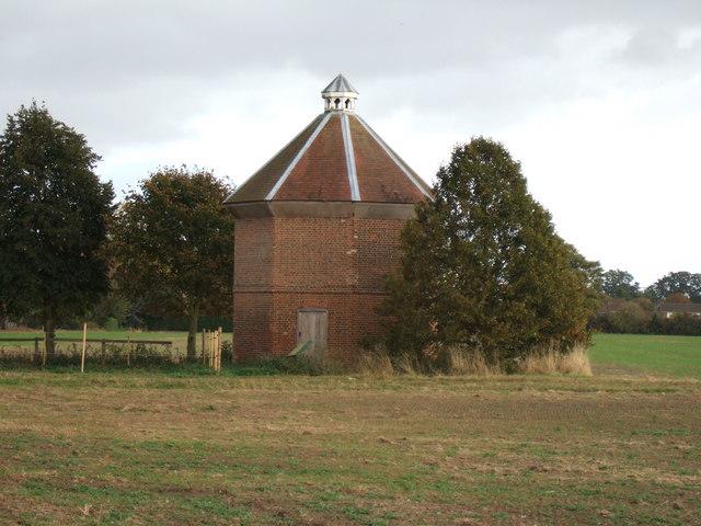 A dovecote near Leverington