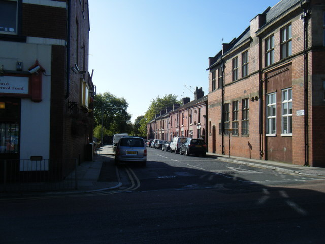 Pearson Street.
