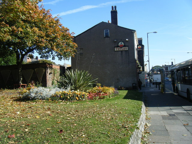Rose Garden, High Street, Wavertree.