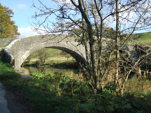 Crook of Lune Bridge