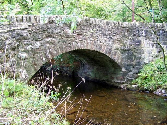 Bridge near East Tullyfergus
