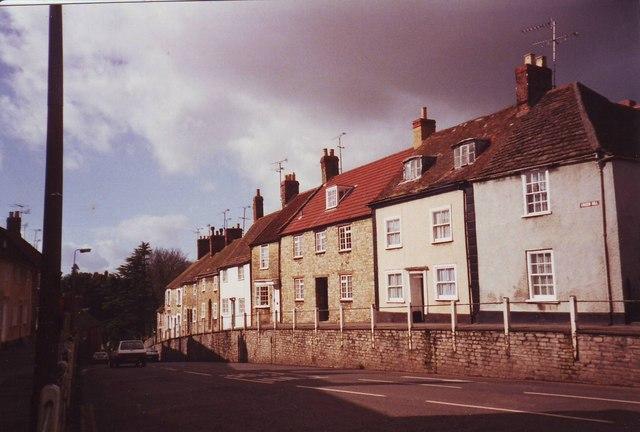 Cottages in Green Hill, Sherborne, Dorset