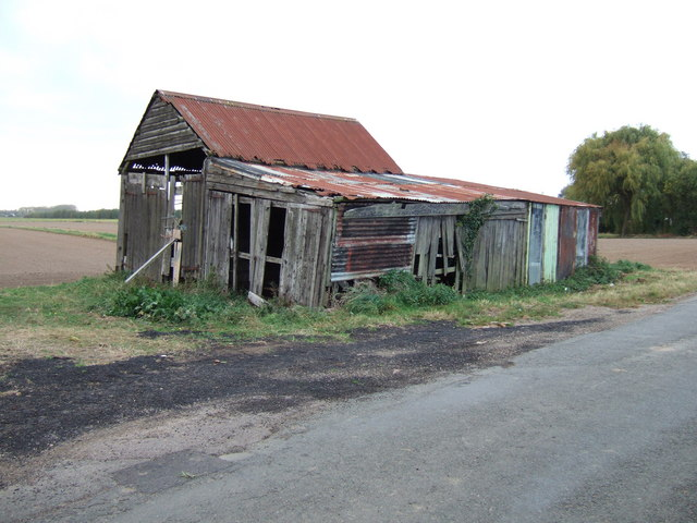 An old barn with character
