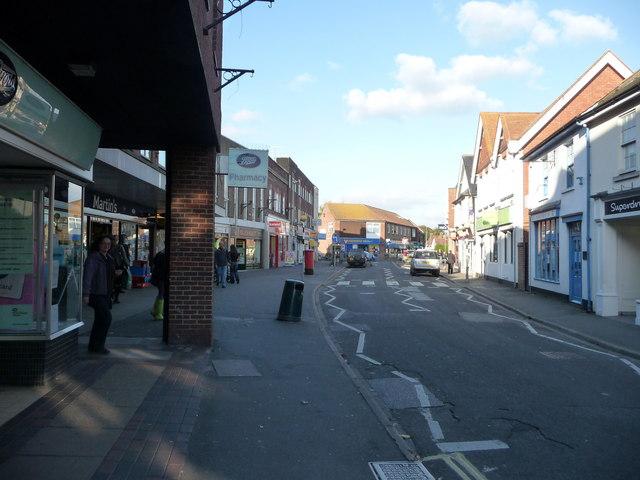 Ringwood : Southampton Road