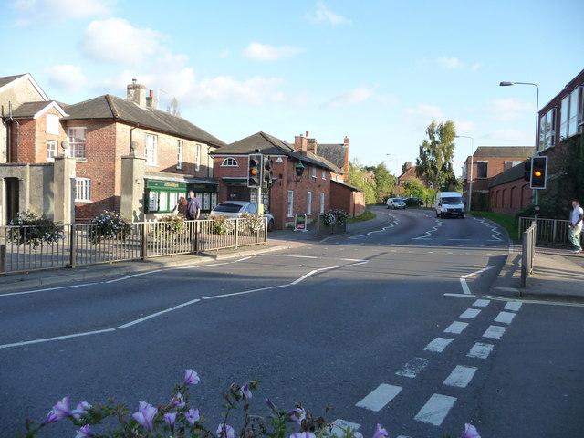 Ringwood : Mansfield Road