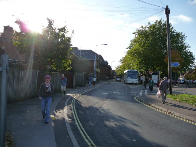 Ringwood : Meeting House Lane