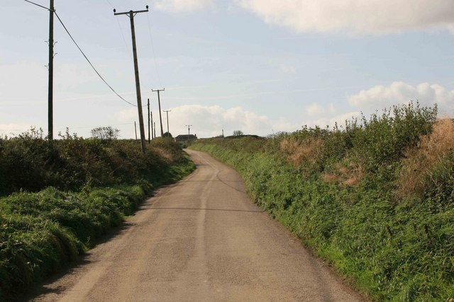 Lansallos Road
