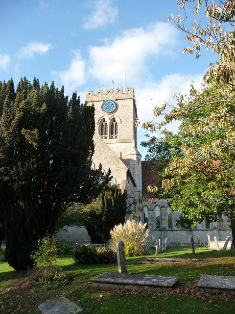 Ringwood : Church of St. Peter and St. Paul