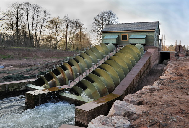 Monmouth New Hydro Scheme
