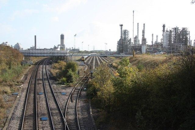 North Killingholme sidings