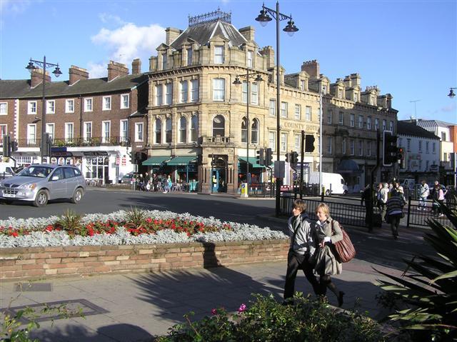 County Hotel, Carlisle