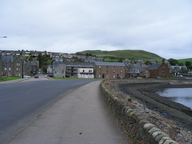 Esplanade Campbeltown