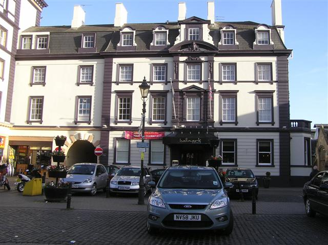 Hallmark, Carlisle