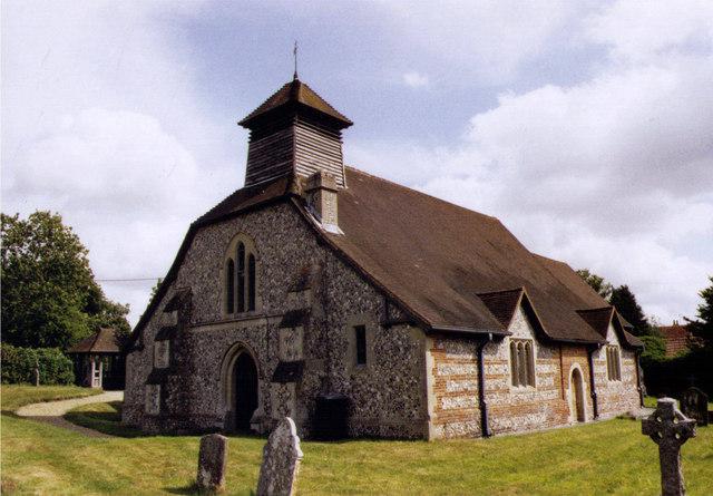 St Michael, Enborne