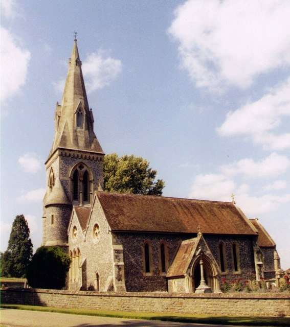 St Mark, Englefield