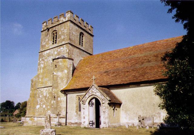 All Saints, Farnborough
