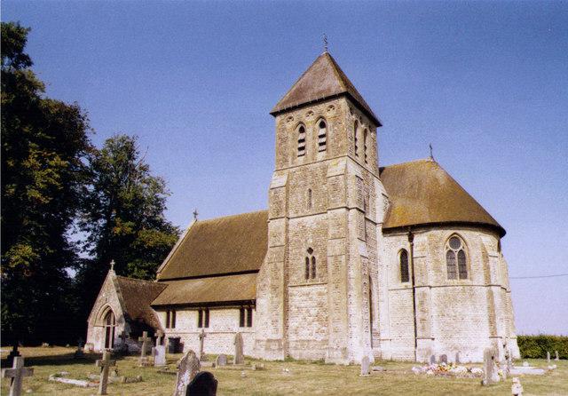 St Mary, Fawley