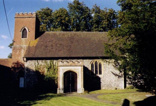 St Frideswide, Frilsham