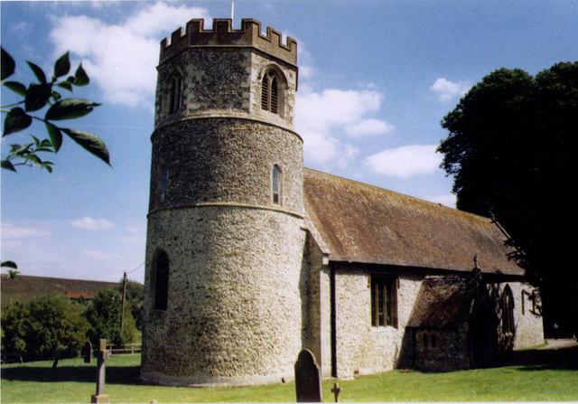 St Mary, Great Shefford