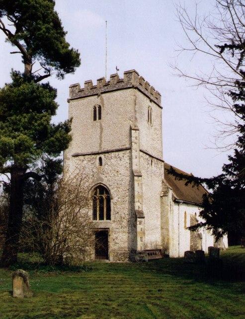 St Mary, Hampstead Norreys