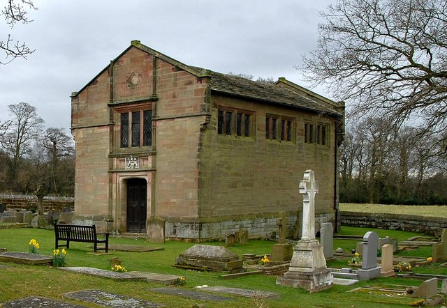 The Stanley family mausoleum