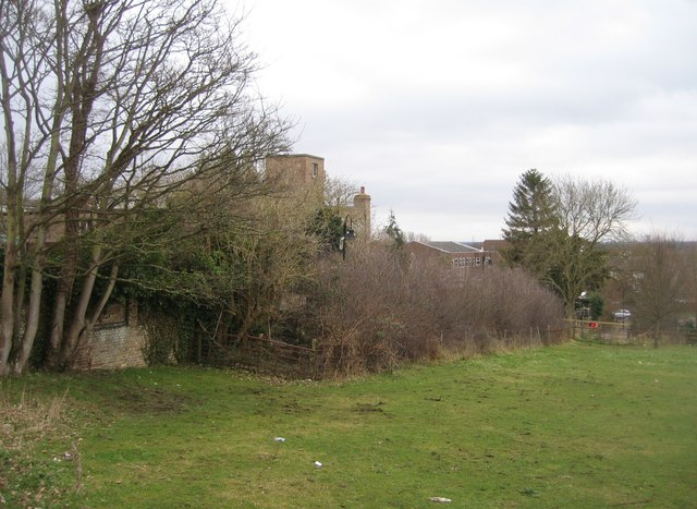 Farmland close to Ely town centre