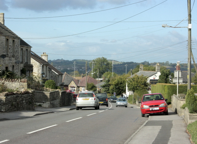 2009 : B3355 Salisbury Road, Paulton