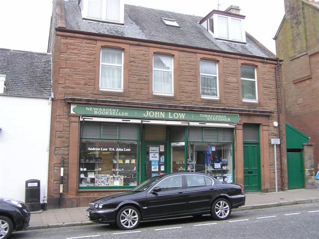 John Low, Castle Douglas