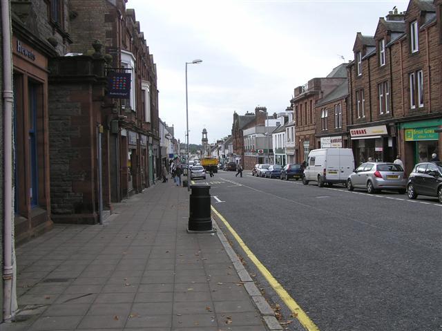 King Street, Castle Douglas