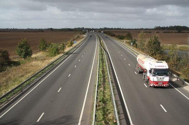 A180 west