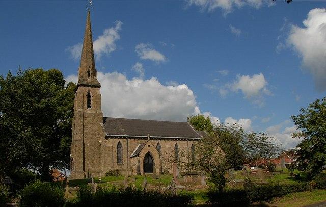 St. Thomas, Henbury