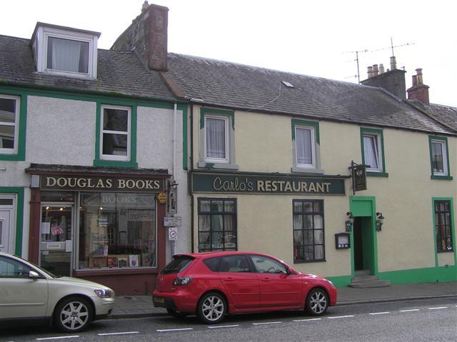 Douglas Books / Carlo's Restaurant