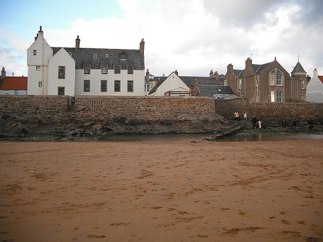 Elie from the beach
