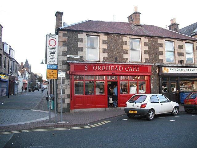 Shorehead Cafe