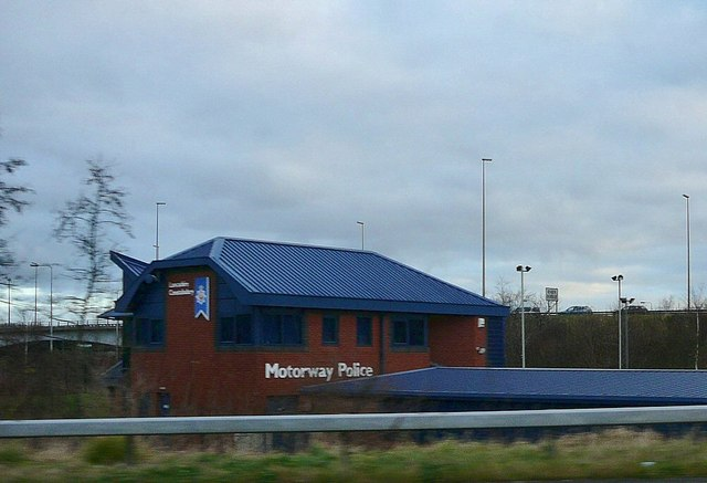 Lancashire Police Motorway Police headquarters