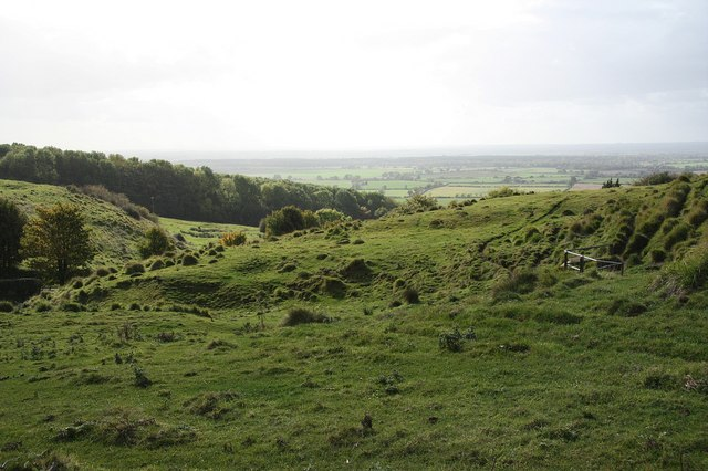 Normanby-le-Wold view