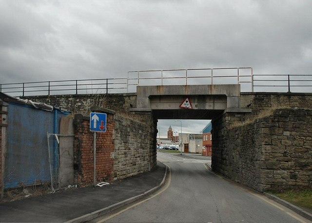 Miry Lane bridge