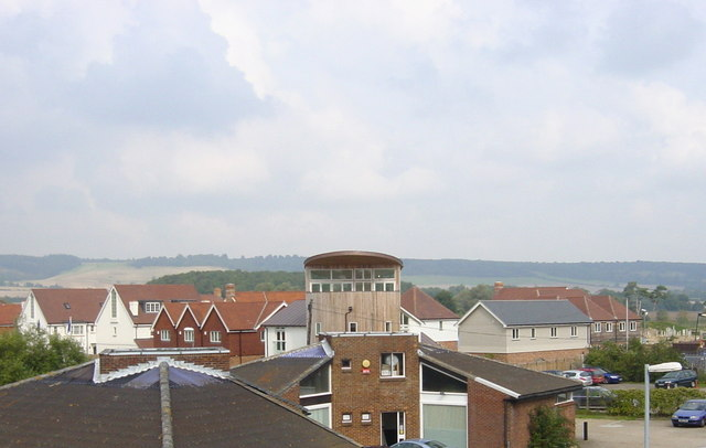 New housing development in Wye