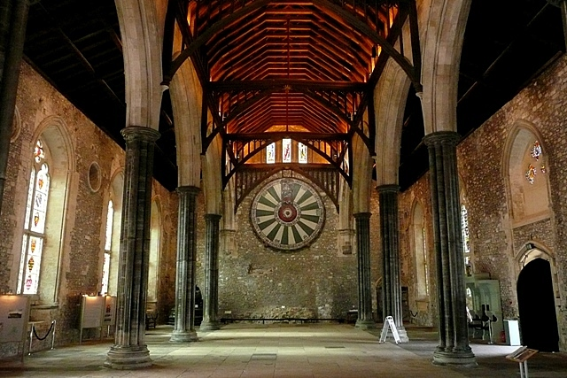 The Great Hall Winchester Castle 169 Graham Horn Cc By Sa 2