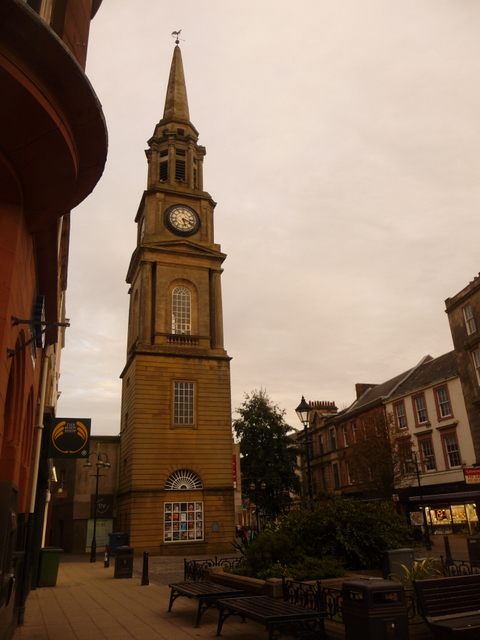 Falkirk: The Steeple