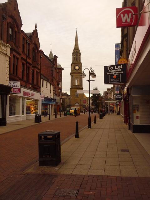 Falkirk: High Street