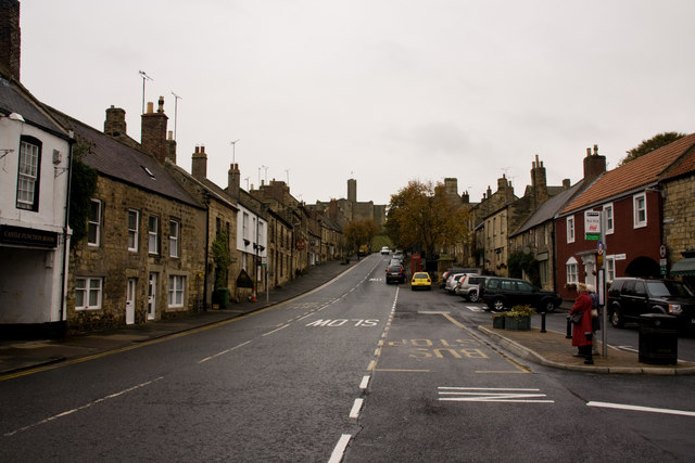 Warkworth main street