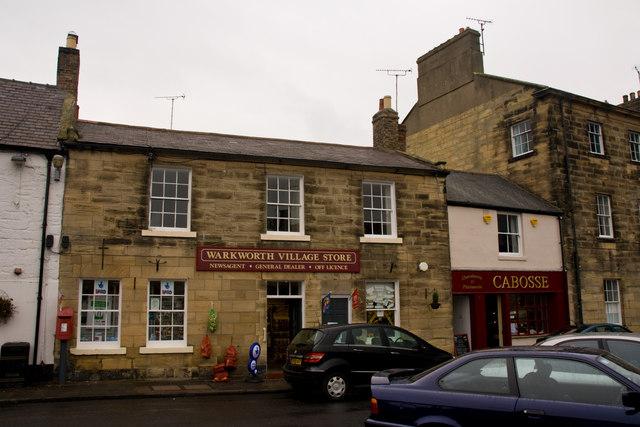 Village Store & Cabosse (Chocolaterie)