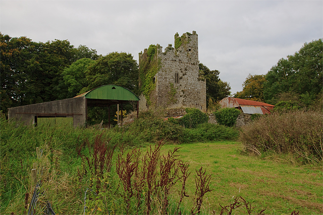 Castles of Munster: Ballingarry, Limerick