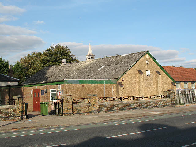 Parish hall of Our Lady of Grace, Charlton Road