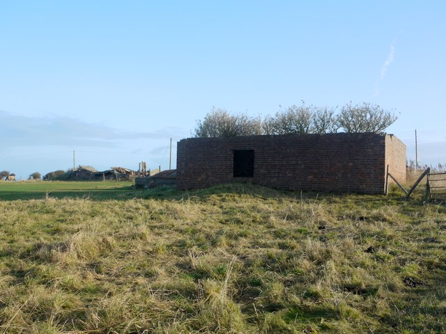 WW2 Radar Station, Kinley Hill