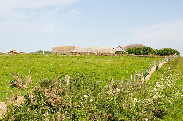 Farm Buildings at Hollandmake