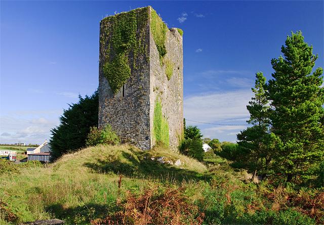 Castles of Munster: Mountcashel, Clare