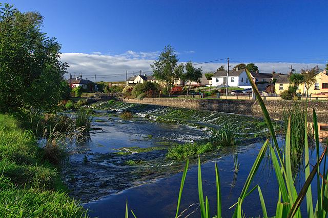 The River Maigue at Bruree