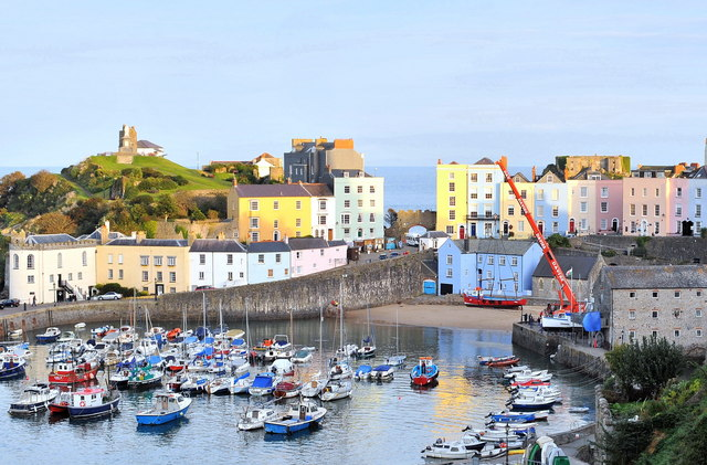 Hotels Near Tenby And Saundersfoot